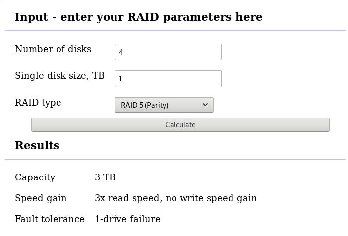raid5-4disks